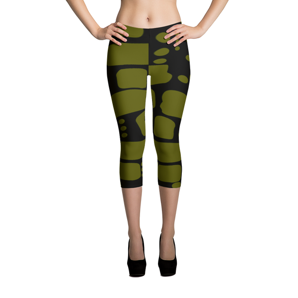 Flinstones Capri Leggings