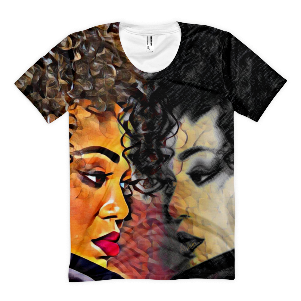 Gorg Women's Sublimation T-shirt