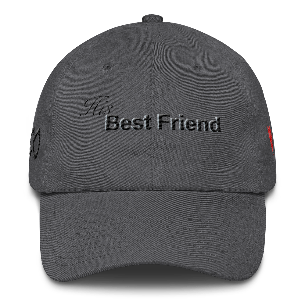 His Best Friend Cotton Cap