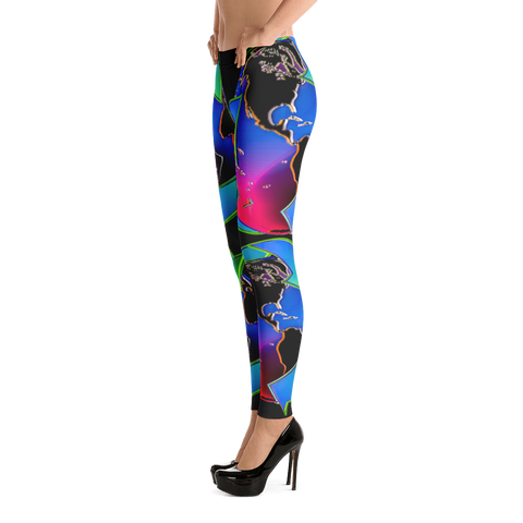 Recycle World Leggings