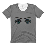 It's All in The Eyes Women's Sublimation T-shirt