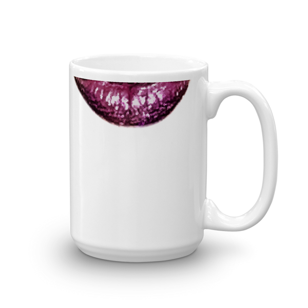 Lips Mug made in the USA