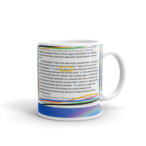 Rainbow Covenant Mug