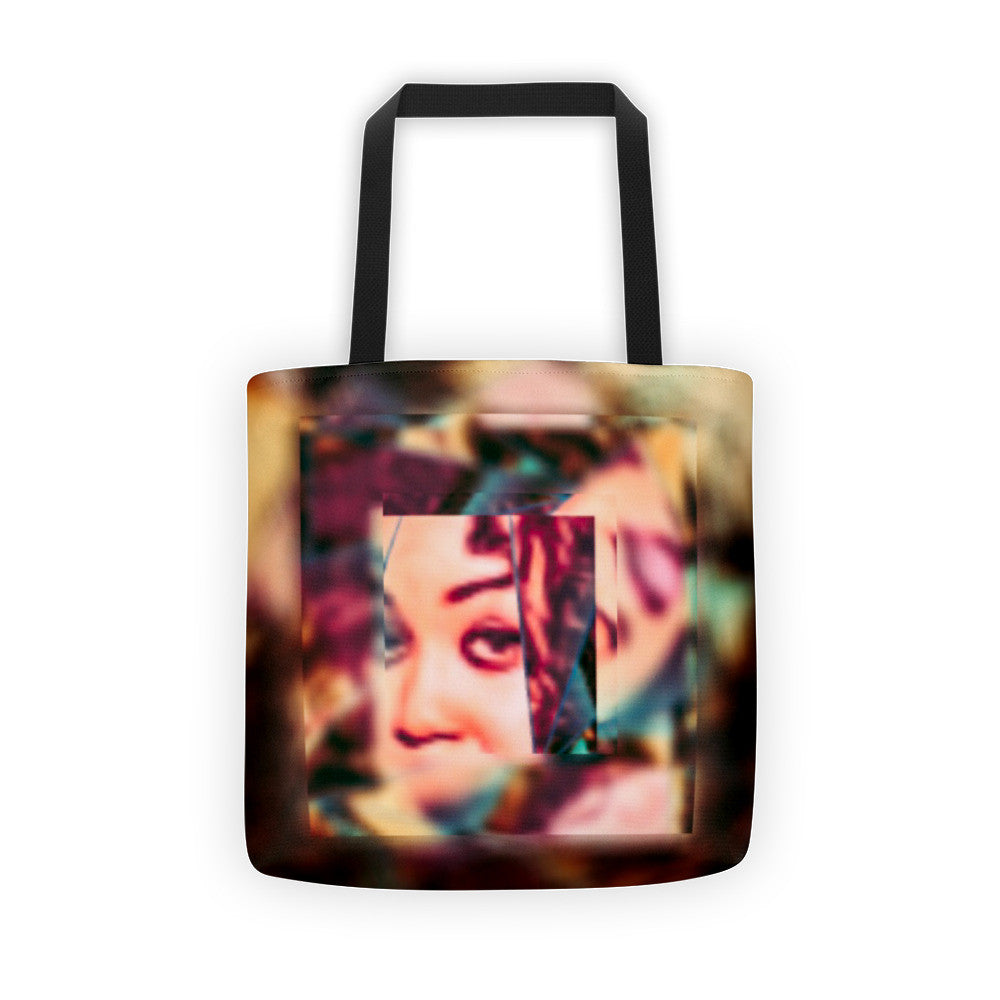 Eyes of Passion Tote Bag