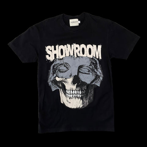 "Showroom ""Change Of Faces"" tee (Black)"