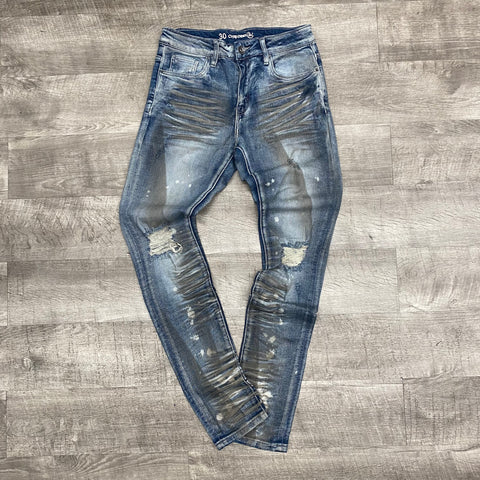 "Cp ""Oile"" Denim"