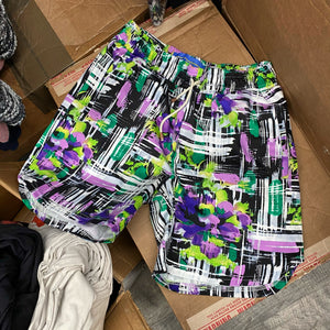 "YACHTPAY ""Purple Picasso"" Camp Short"