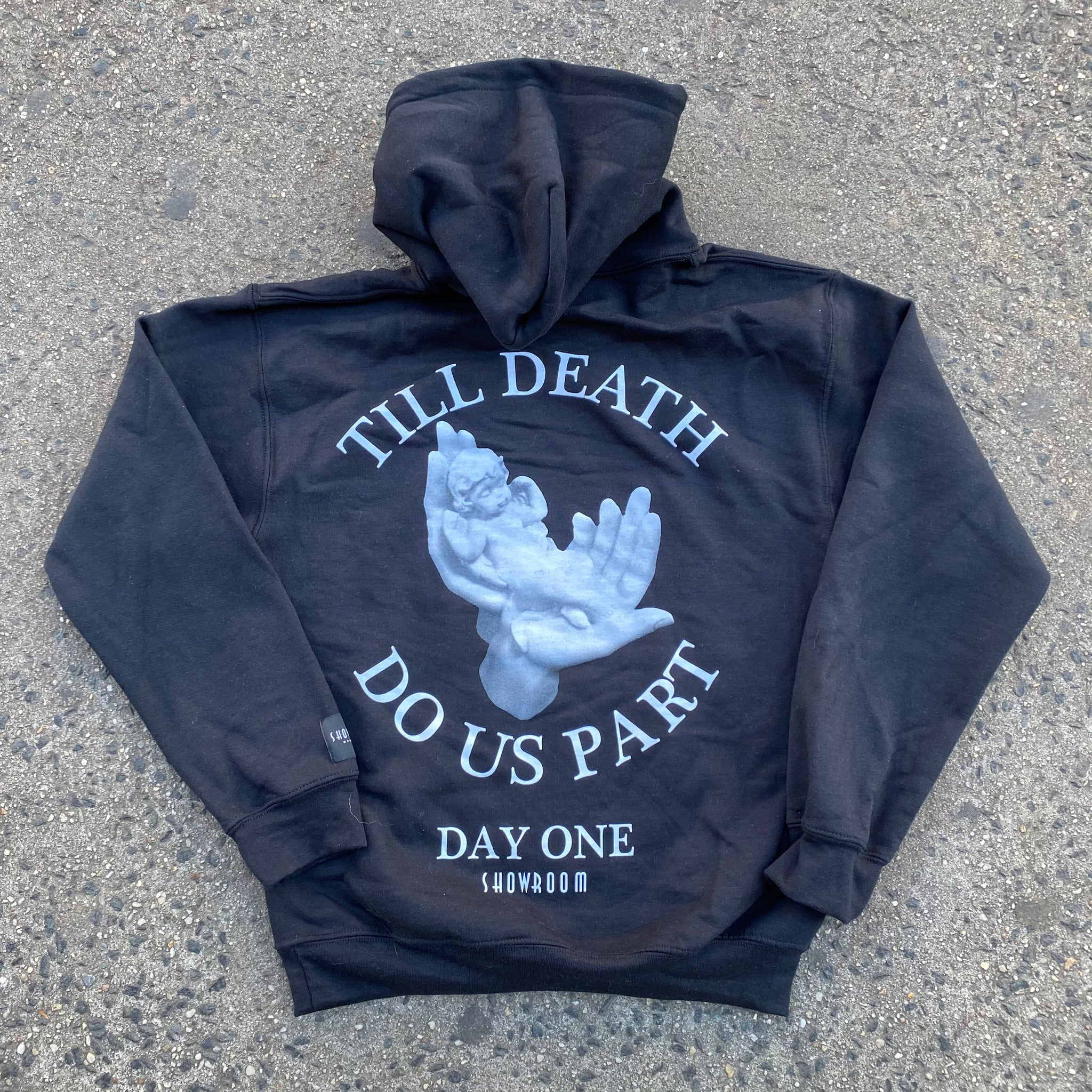 "Sr ""Day One"" Hoodie (Black)"