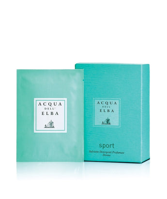 Sport - Scented Refreshing Wipes Unisex
