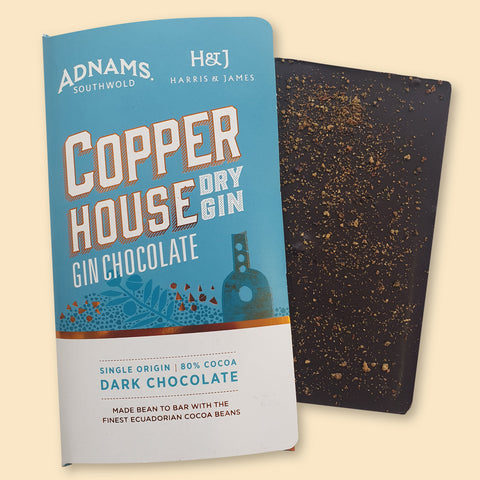 Copper House Dry Gin Chocolate