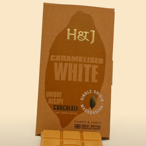 Caramelised White