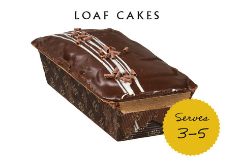 Loaf Cake- Various flavours