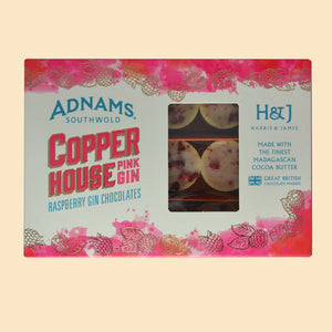 Adnams Pink Gin Chocolate Giftbox