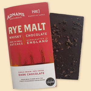 Rye Malt Whisky Chocolate