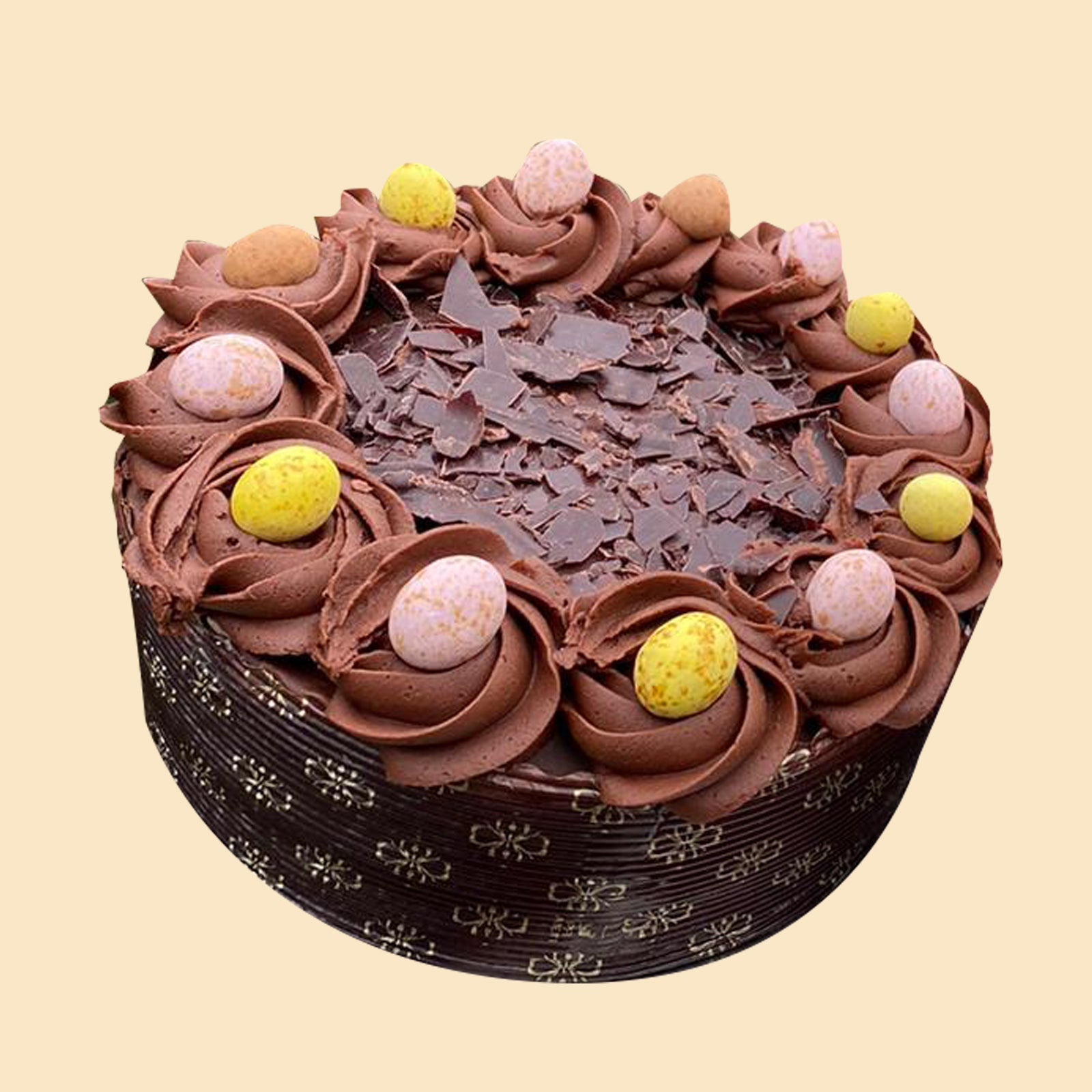 Easter Chocolate Cake (In-store collection only & local delivery to the Beccles area)