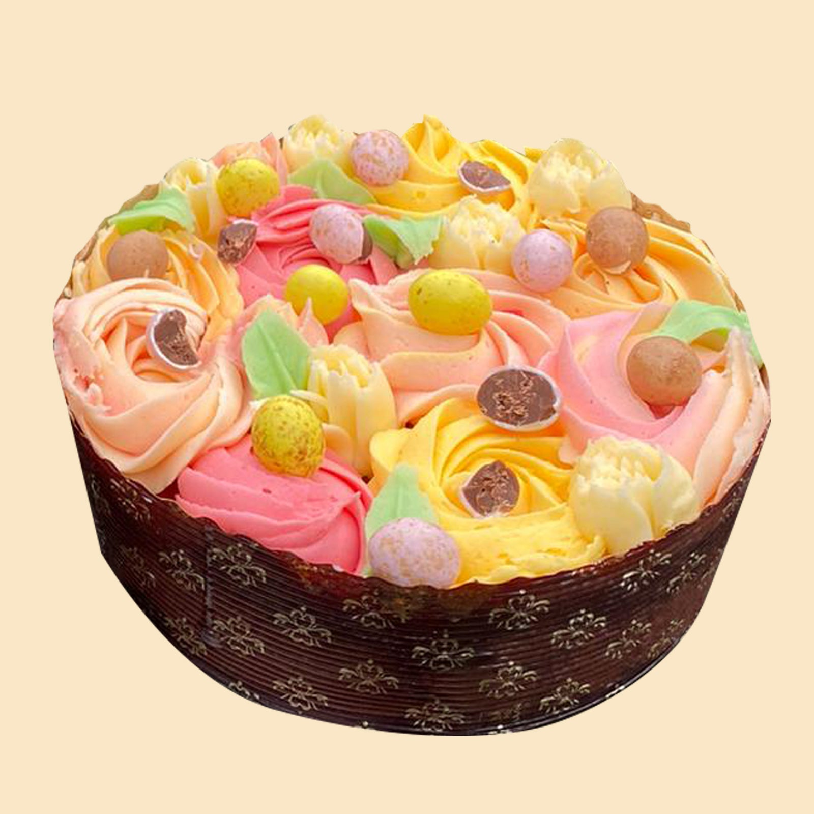 Easter Lemon & Elderflower Cake (In-store collection only & local delivery to the Beccles area)