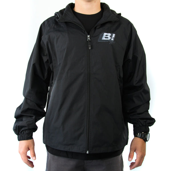 Men's Icon Windbreaker Black