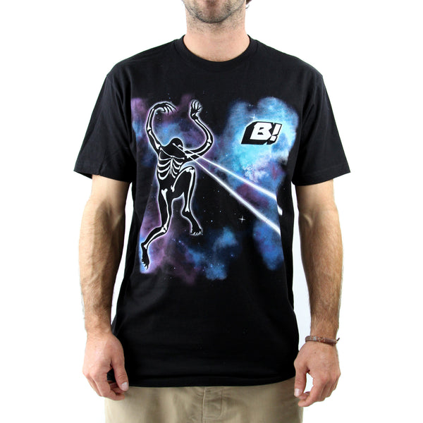 Men's Lasers Short Sleeve Black