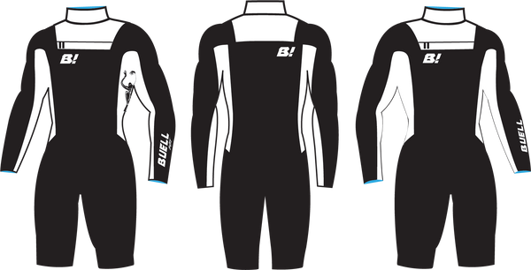 RB1 Juniors Long Sleeve Spring Suit