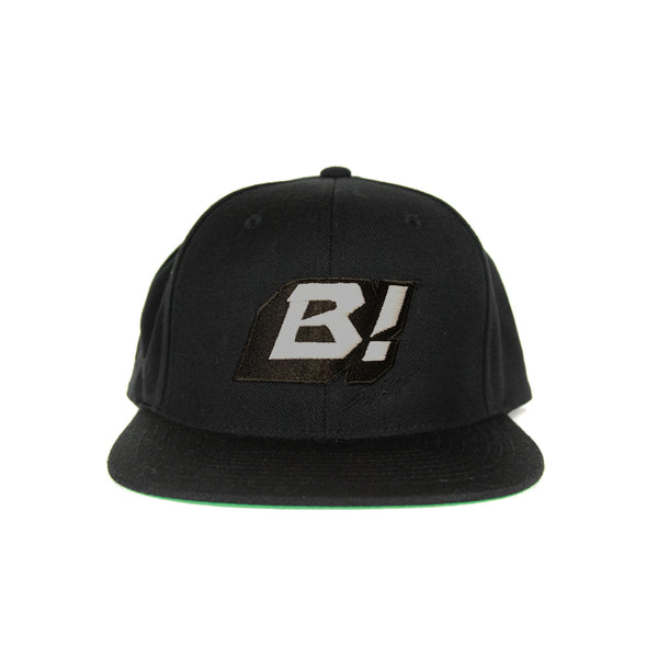 Buell Icon Snapback Hat - Black