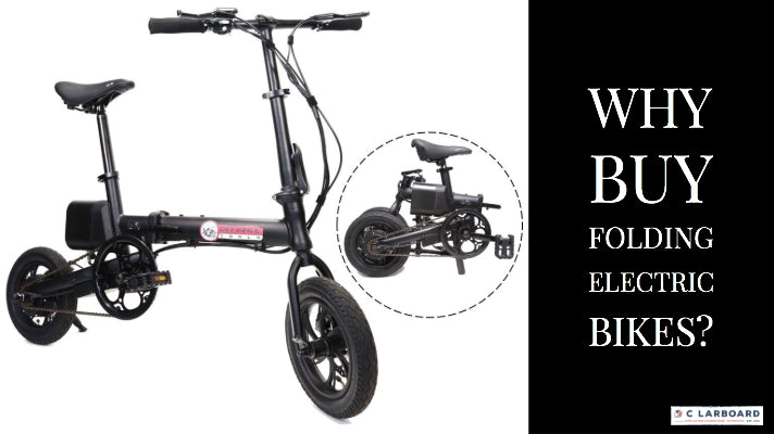 Why Buy Folding Electric Bikes