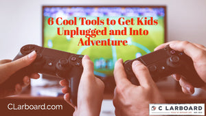 6 Cool EDC Tools to Get Kids Unplugged and Into Adventure