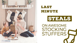 Last Minute Steals on AWESOME Stocking Stuffers