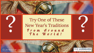 New Year's Traditions From Around The World!