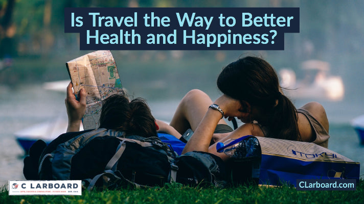 Is Travel the Way to Better Health and Happiness?