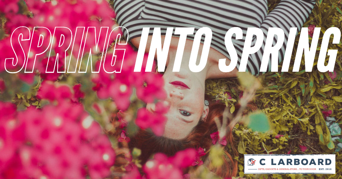 6 Exciting Ways to Spring Into Spring with C Larboard