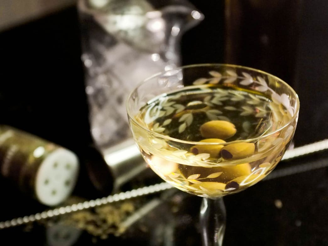 Five exquisite, easy martinis you can make at home