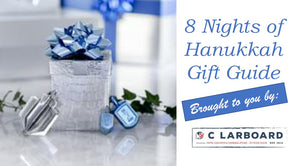 8 Nights of Hanukkah Gift Guide