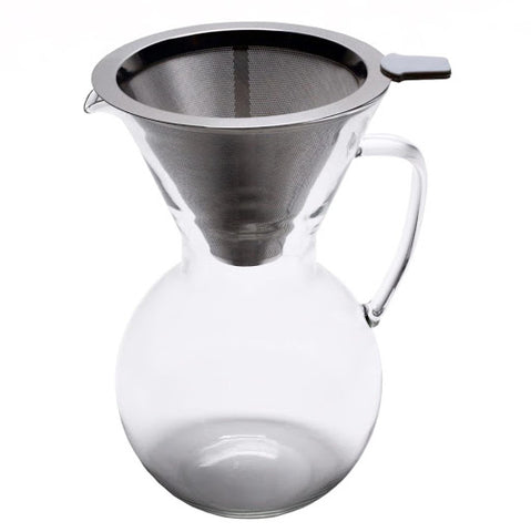 Pour-Over Coffee Pot - 4 cup