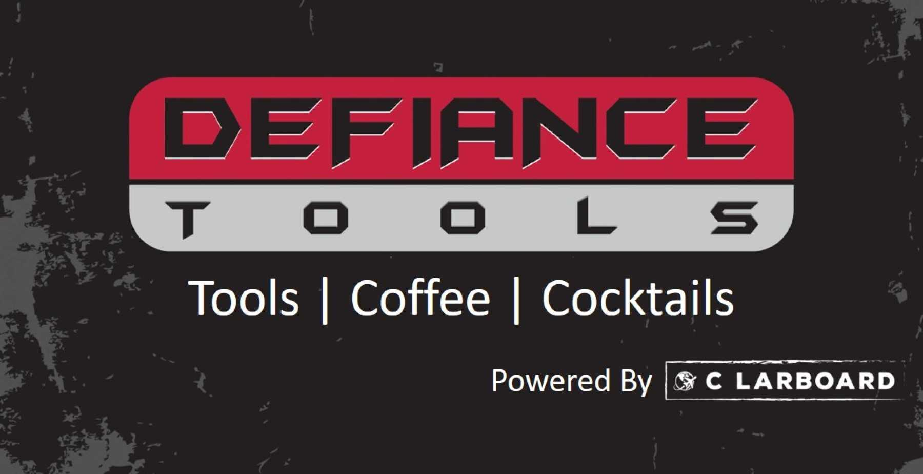 Defiance Tools Powered by C Larboard