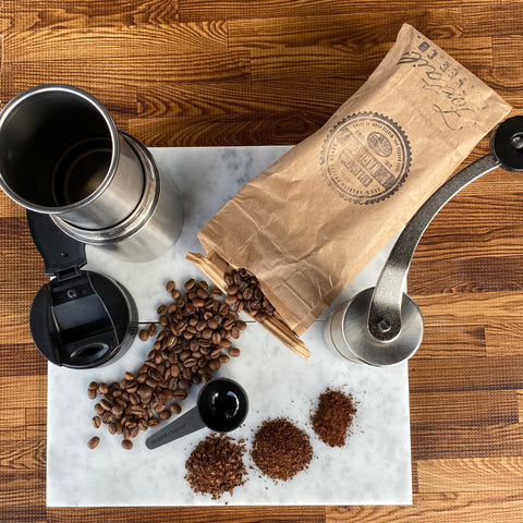 Insulated French Press To-Go