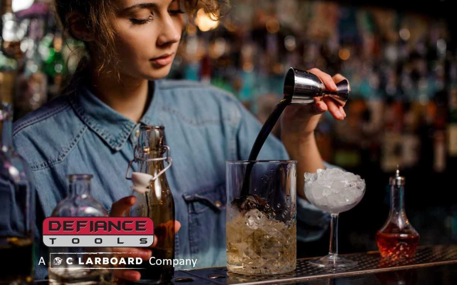 professional Mixology and cocktail tools