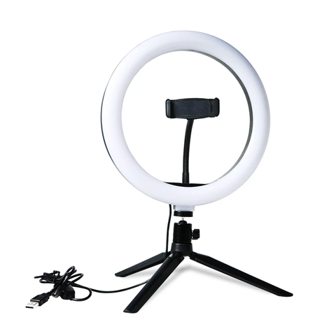 video conference ring light