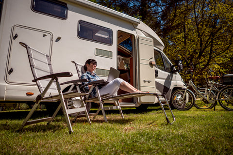 Get outdoors with your class b rv