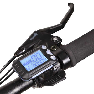 defiance tools electric bike controls