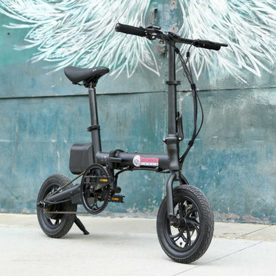 Defiance Tools folding electric bike