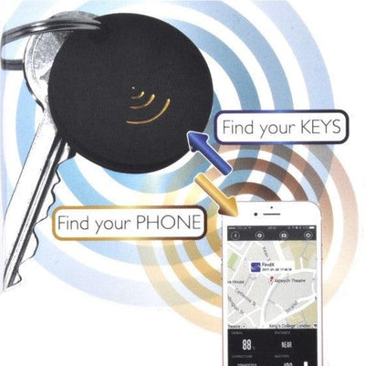 Find it find your keys find your phone