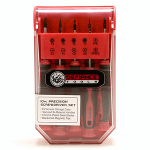 Defiance Tools Precision Screwdriver Set