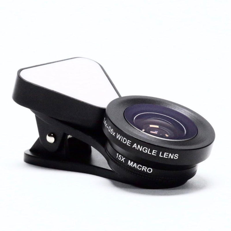 Buy The Best LED Clip-On Mobile Lens