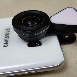 Buy The Best Samsung LED Clip-On Mobile Lens