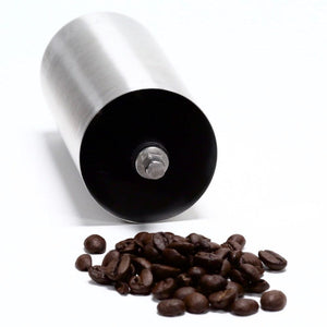 BUY stainless steel manual coffee grinder just add the beans