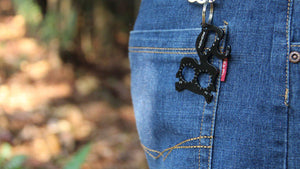 key chain pocket