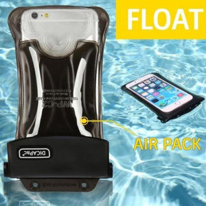 waterproof and It floats!