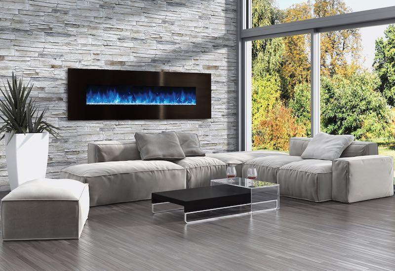 Linear Electric Fireplaces - What They Are & How to Choose One