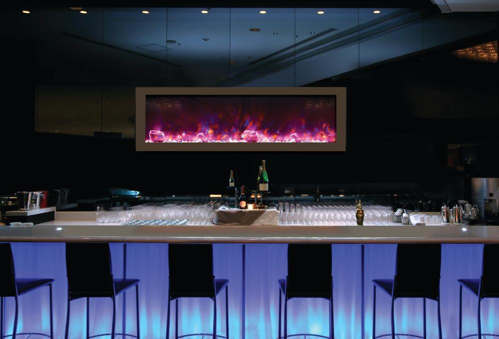 Fireplace Designs for Restaurants and Bars