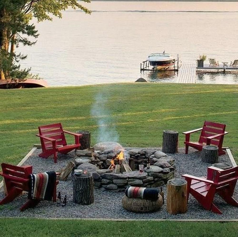 Fire Pit Ideas for Outdoor Living